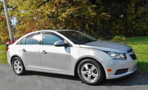 2012 Chevrolet Cruze for sale at CARS II in Brookfield OH