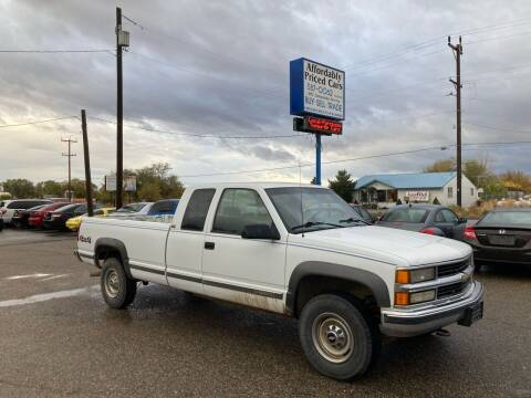 1995 Chevrolet C/K 2500 Series for sale at AFFORDABLY PRICED CARS LLC in Mountain Home ID