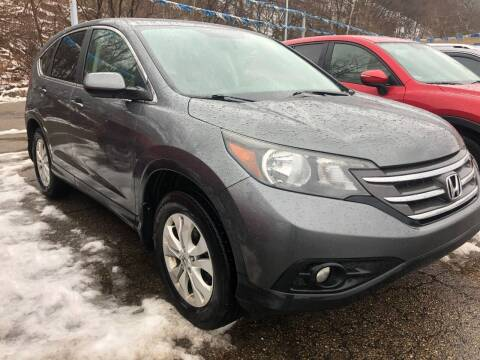 2014 Honda CR-V for sale at Matt Jones Preowned Auto in Wheeling WV