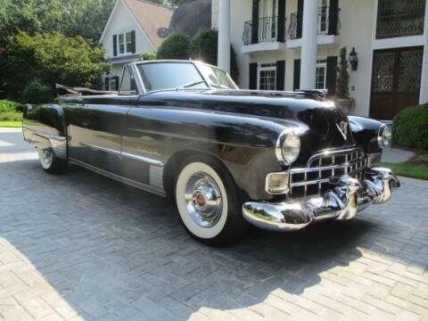 1948 Cadillac Series 62 for sale at Classic Investments in Marietta GA