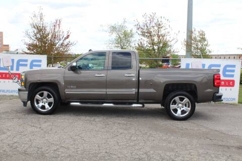2014 Chevrolet Silverado 1500 for sale at LIFE AFFORDABLE AUTO SALES in Columbus OH