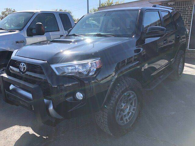 2014 Toyota 4Runner for sale at Kasterke Auto Mart Inc in Shawnee OK