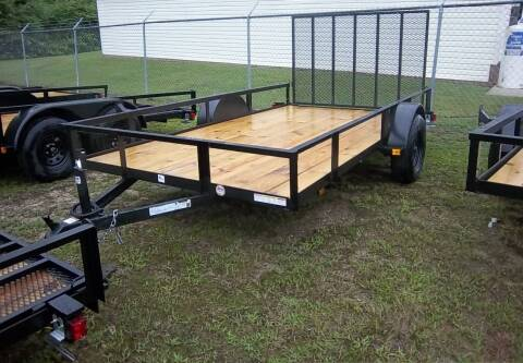"""2021 Triple Crown  6.4"""" x 12 for sale at Sanders Motor Company in Goldsboro NC"""
