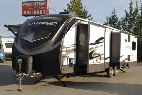 2021 Laredo 330RL for sale at Frontier Auto & RV Sales in Anchorage AK