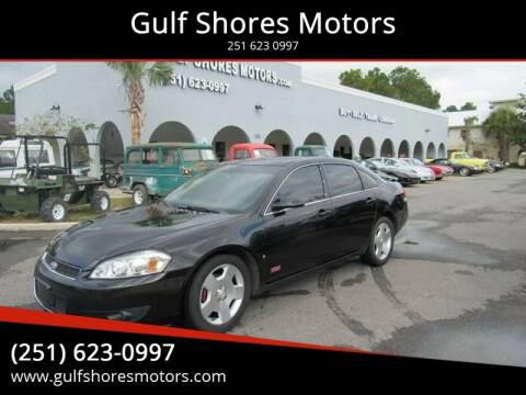 2008 Chevrolet Impala for sale at Gulf Shores Motors in Gulf Shores AL