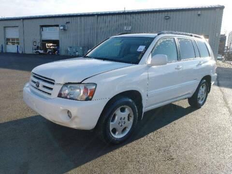 2007 Toyota Highlander for sale at Car Kings in Cincinnati OH