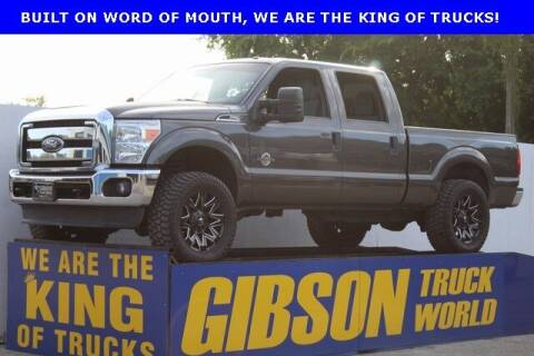 2016 Ford F-250 Super Duty for sale at Gibson Truck World in Sanford FL