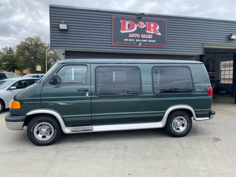 2001 Dodge Ram Van for sale at D & R Auto Sales in South Sioux City NE