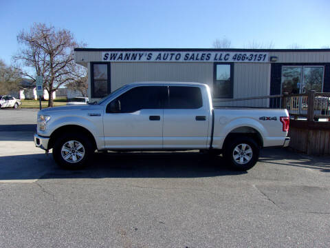 2016 Ford F-150 for sale at Swanny's Auto Sales in Newton NC