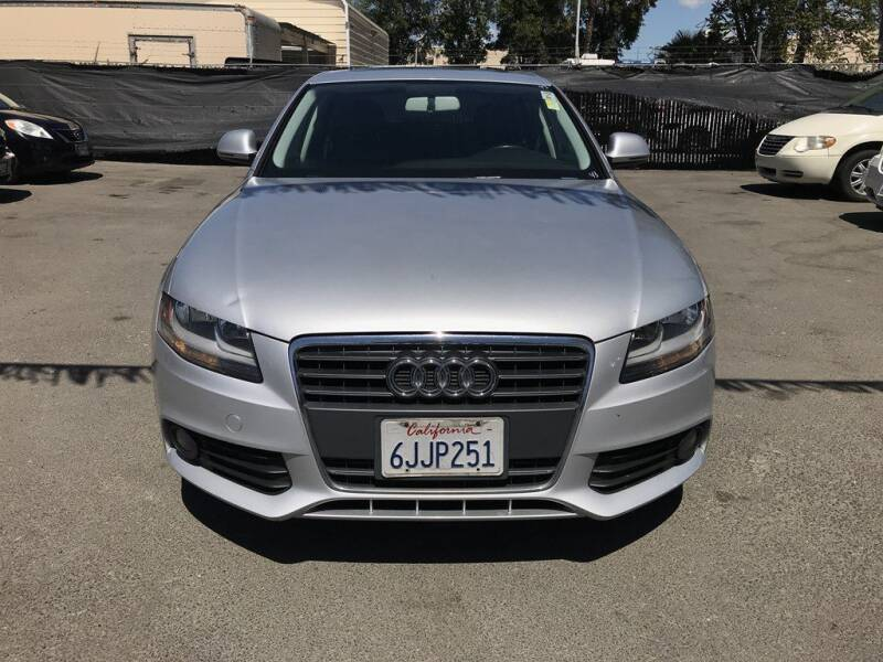 2009 Audi A4 for sale at EXPRESS CREDIT MOTORS in San Jose CA