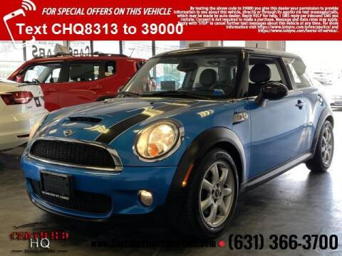 2010 MINI Cooper for sale at CERTIFIED HEADQUARTERS in St James NY