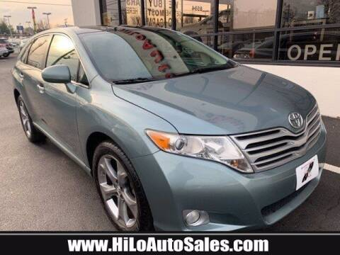 2010 Toyota Venza for sale at Hi-Lo Auto Sales in Frederick MD