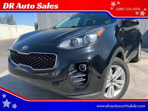 2018 Kia Sportage for sale at DR Auto Sales in Scottsdale AZ