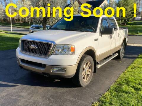 2005 Ford F-150 for sale at Bricktown Motors in Brick NJ