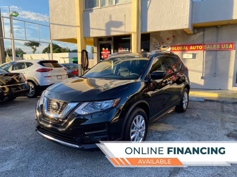 2020 Nissan Rogue for sale at Global Auto Sales USA in Miami FL