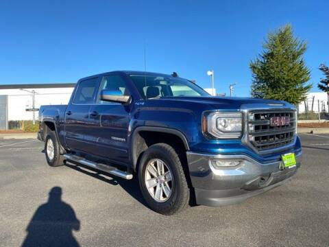 2016 GMC Sierra 1500 for sale at Sunset Auto Wholesale in Tacoma WA