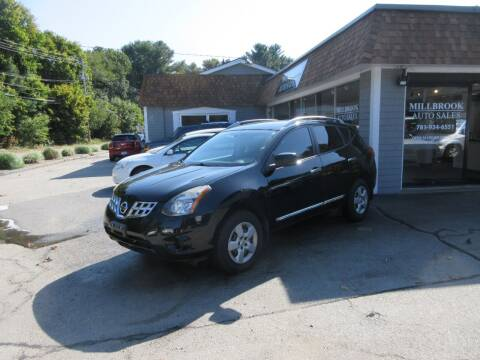 2014 Nissan Rogue Select for sale at Millbrook Auto Sales in Duxbury MA