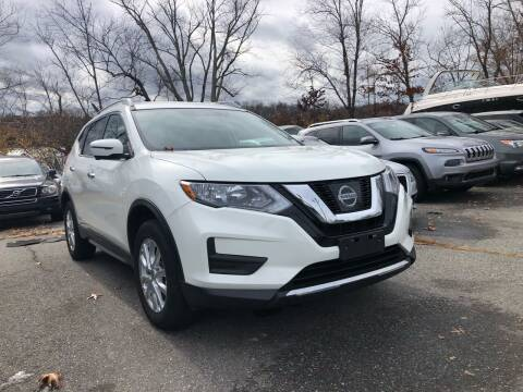 2017 Nissan Rogue for sale at Top Line Import of Methuen in Methuen MA