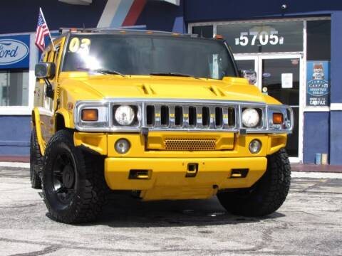2003 HUMMER H2 for sale at VIP AUTO ENTERPRISE INC. in Orlando FL
