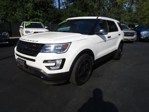 2016 Ford Explorer for sale at LULAY'S CAR CONNECTION in Salem OR