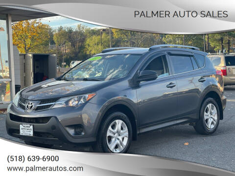 2015 Toyota RAV4 for sale at Palmer Auto Sales in Menands NY