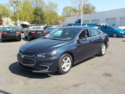 2016 Chevrolet Malibu for sale at United Auto Land in Woodbury NJ