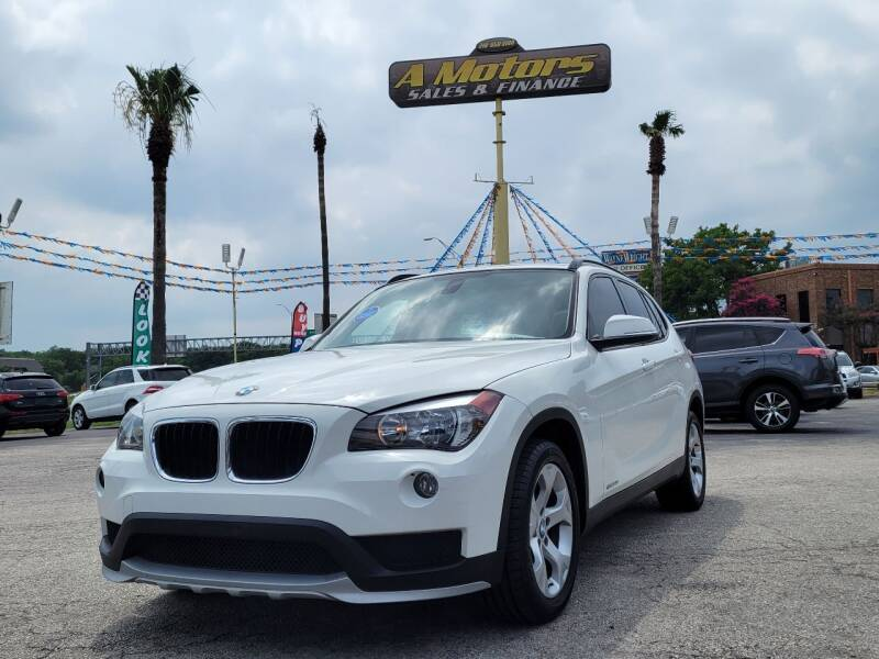 2015 BMW X1 for sale at A MOTORS SALES AND FINANCE in San Antonio TX