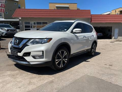 2017 Nissan Rogue for sale at STS Automotive in Denver CO