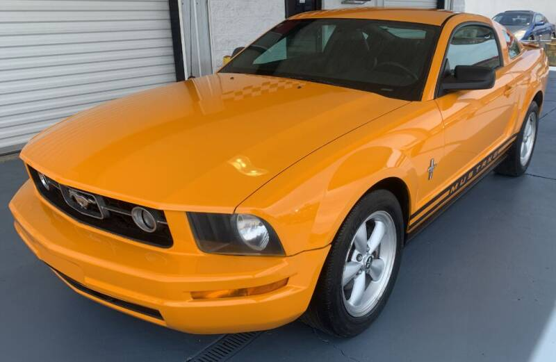 2007 Ford Mustang for sale at Tiny Mite Auto Sales in Ocean Springs MS