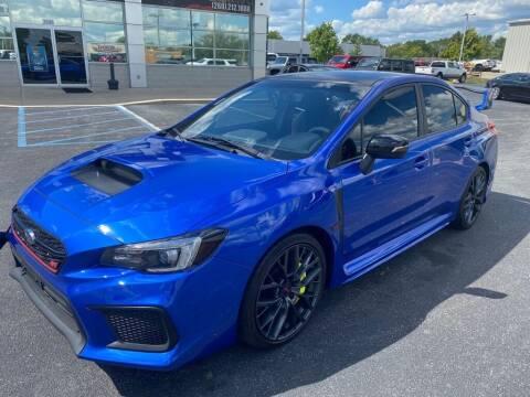 2019 Subaru WRX for sale at Davco Auto in Fort Wayne IN