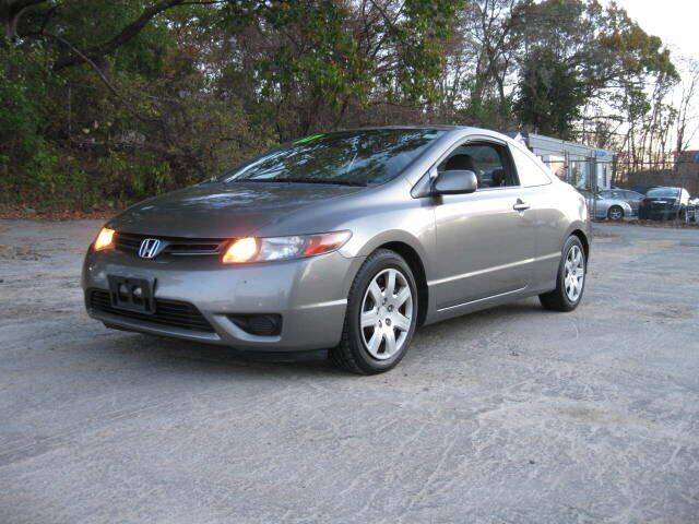 2007 Honda Civic for sale at Jareks Auto Sales in Lowell MA