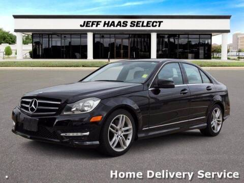 2014 Mercedes-Benz C-Class for sale at JEFF HAAS MAZDA in Houston TX