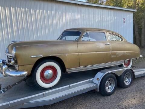 1949 Hudson Sedan for sale at Classic Car Deals in Cadillac MI