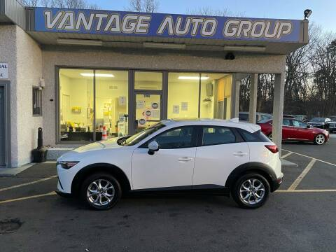 2017 Mazda CX-3 for sale at Vantage Auto Group in Brick NJ