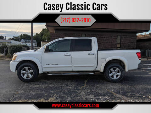 2006 Nissan Titan for sale at Casey Classic Cars in Casey IL