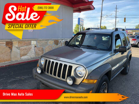 2006 Jeep Liberty for sale at Drive Max Auto Sales in Warren MI