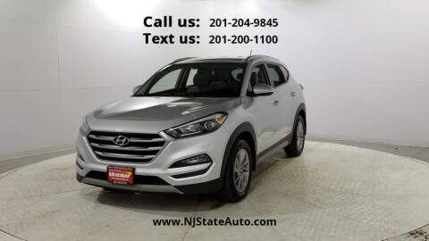 2017 Hyundai Tucson for sale at NJ State Auto Used Cars in Jersey City NJ