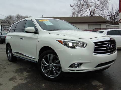 2014 Infiniti QX60 for sale at Tennessee Imports Inc in Nashville TN