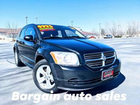 2010 Dodge Caliber for sale at Bargain Auto Sales LLC in Garden City ID