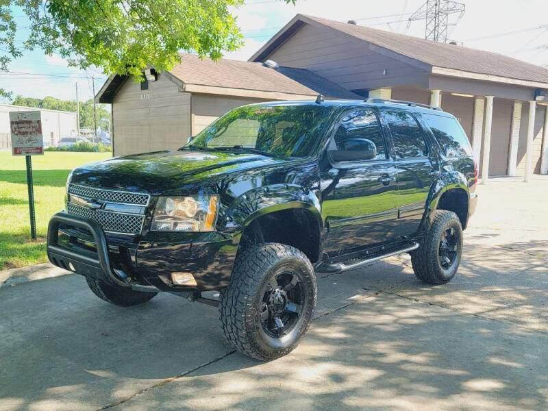 2013 Chevrolet Tahoe for sale at MOTORSPORTS IMPORTS in Houston TX