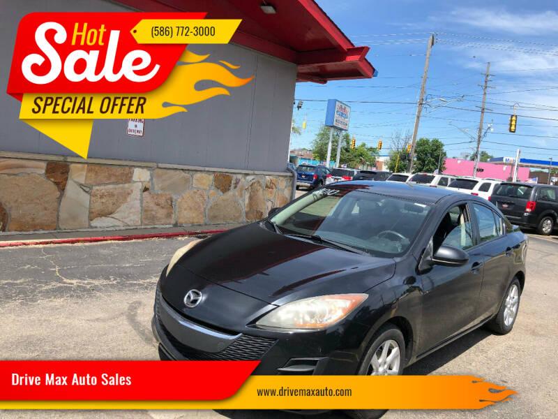 2010 Mazda MAZDA3 for sale at Drive Max Auto Sales in Warren MI