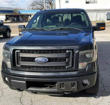 2013 Ford F-150 for sale at Lincoln County Automotive in Fayetteville TN