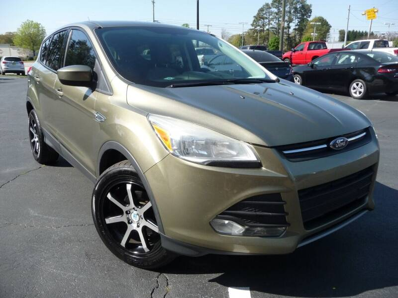 2013 Ford Escape for sale at Wade Hampton Auto Mart in Greer SC