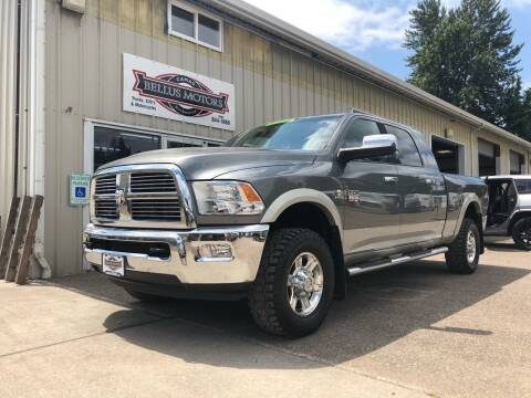 2010 Dodge Ram Pickup 2500 for sale at Bellus Motors LLC in Camas WA