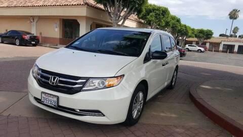 2016 Honda Odyssey for sale at Auto Facil Club in Orange CA