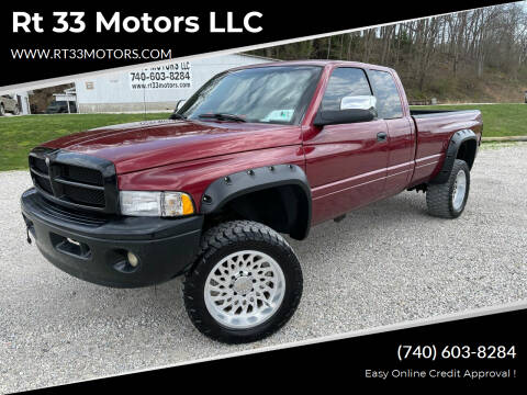 1996 Dodge Ram Pickup 3500 for sale at Rt 33 Motors LLC in Rockbridge OH