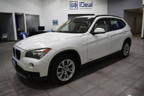 2013 BMW X1 for sale at iDeal Auto Imports in Eden Prairie MN