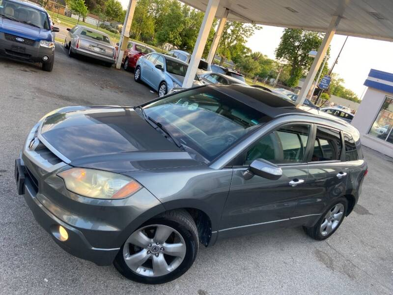 2008 Acura RDX for sale at Car Stone LLC in Berkeley IL