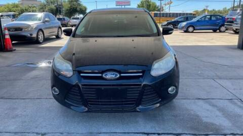2014 Ford Focus for sale at Auto Limits in Irving TX