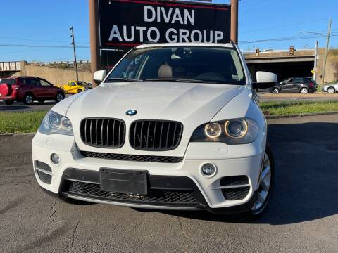 2011 BMW X5 for sale at Divan Auto Group - 3 in Feasterville PA